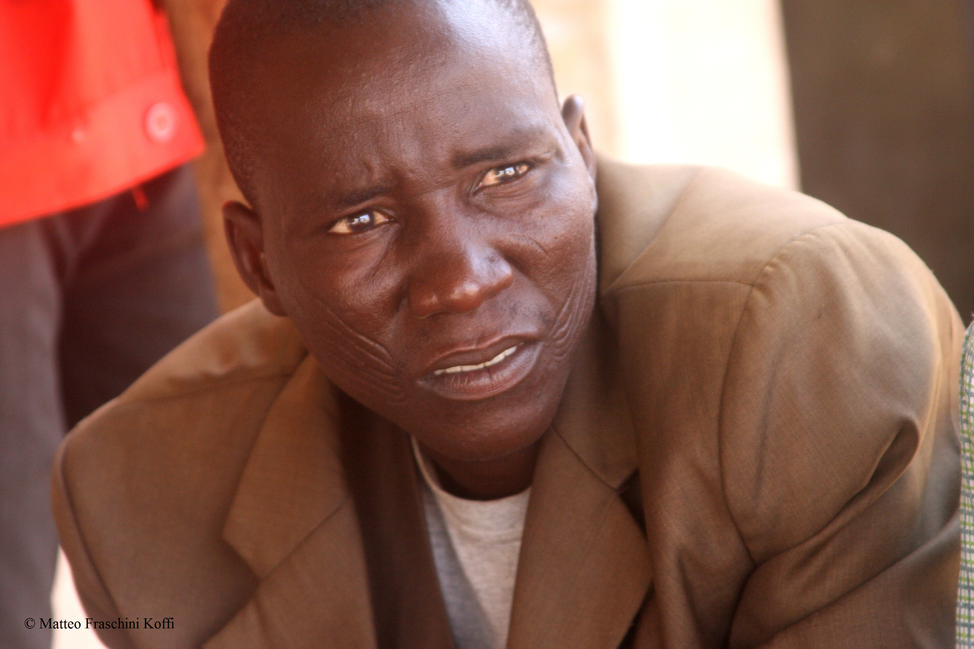 Migrante in Agadez (NIGER)