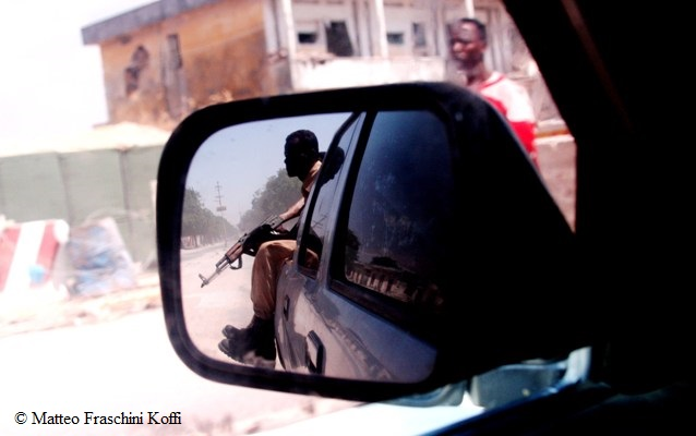 MOGADISCIO, Somalia - 25th December 2010 - Photo by Matteo Fraschini Koffi